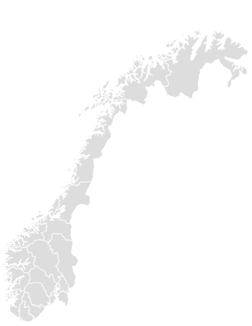 PaintColor NORWAY Maps With Statistics Online Free Tool - Norway map outline